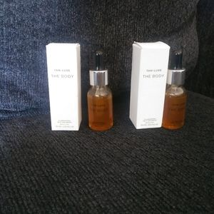 Bundle of 2 Tan-Luxe The body Travel size